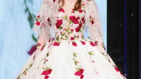 【婚纱】看惯了纯白花嫁,来看看不一样颜色的绝美婚纱吧