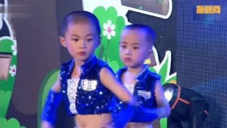 中班舞蹈《宝贝宝贝》幼儿舞蹈