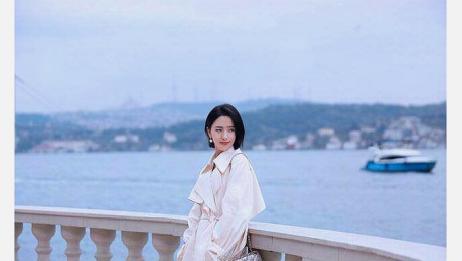 演员一跃成春晚主持人,佟丽娅用行动解释:幸福,我可以更好