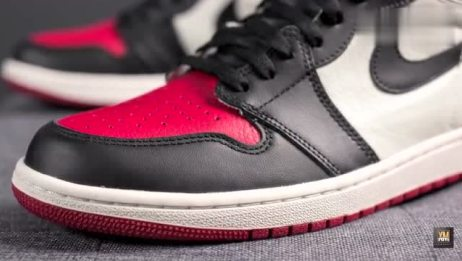 一双靠武力才能抢到的鞋子!AirJordan1AJ1黑红脚趾到底有多火?
