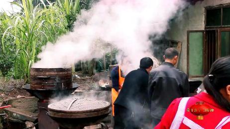 四川农村九大碗,这酒席办得比酒店的还好,四川人真会做菜