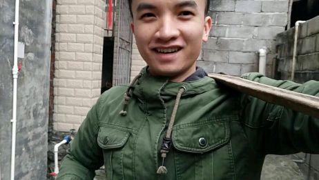广西农村小伙:跟父母长年在外,除了过年回来,房子都空着!