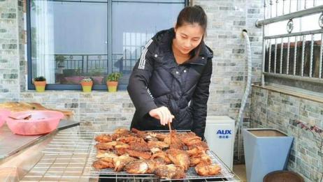 广东妹子远嫁湖南,媳妇第一次学做湖南腊鱼,看着都流口水了!