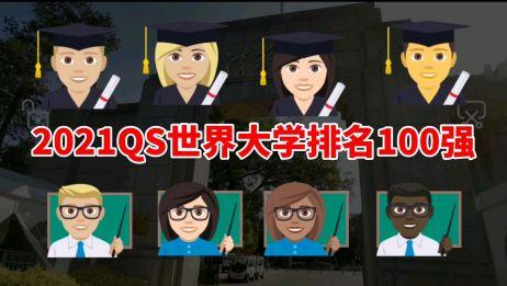 2021QS世界大学排名100强,中国有多家大学上榜,是什么大学