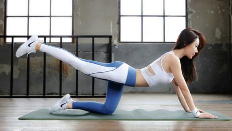 简单的瑜伽练习:帮你增强腹部力量,减去腹部多余赘肉!快速瘦腰!