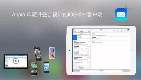 如何使用iPad/iPhone上的邮件App