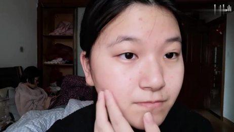 测评适乐肤乳液pm乳和面霜c霜,结果脸颊爆痘