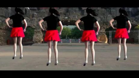 最新广场舞演示 带你潇洒带你嗨 原创 现代舞