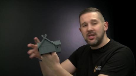 [魔戒桌游] 如何涂装:A Rohan™ House
