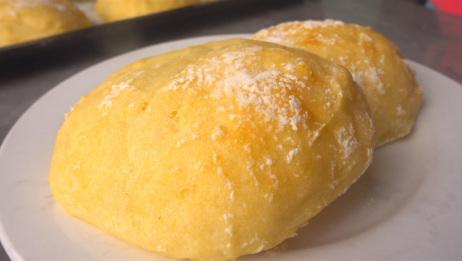 面包里加了这个,香软到不像话,免揉面,新手也能成功
