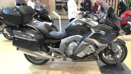 六缸摩托不只有金翼,还有这辆宝马K1600GTL,售价超3系,霸气!