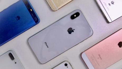 【虾tech】iPhone X凭什么是我最喜欢的iPhone?【何同学】有多快?5G在日常