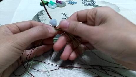 翡翠葫芦手绳编绳教程