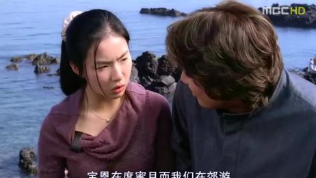 23岁的金来沅和14岁的申世景!绝对没想到13年后他俩会拍爱情剧!