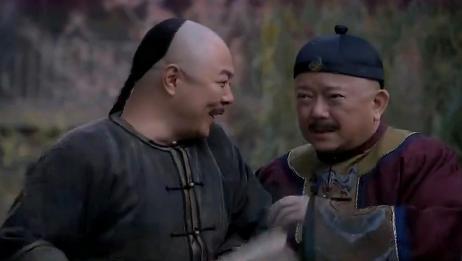 铁齿铜牙纪晓岚:乾隆制服小偷,和珅不忘拍马屁,听着就是舒服!