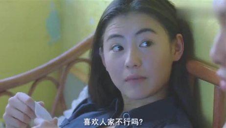 张柏芝年轻的时候是真漂亮,清纯又动人