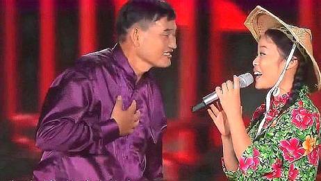 朱之文和草帽姐登央视,合唱一首《我听过你的歌》,真是好听极了