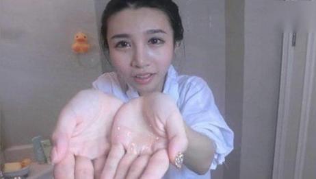 沫凡教你正确方法卸妆疏通毛孔洁面预防粉刺和毛孔粗大问题!