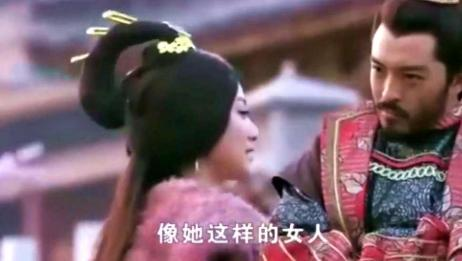 杨广大逆不道,沉迷女色敢光天化日下动手,萧美娘:看了一出好戏