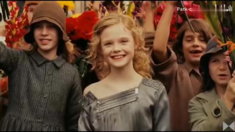 「欧美女童星混剪」盘点那些从小美到大的女童星,一眼就心动~