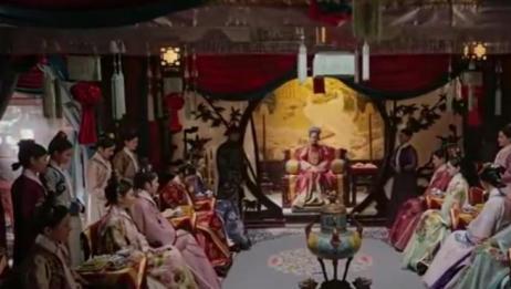 如懿传:如懿贵为皇后,嘉贵妃被当众羞辱,没一人帮她!