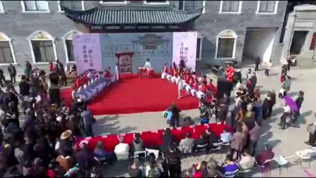 2018奉化萧王庙芋艿头文化节