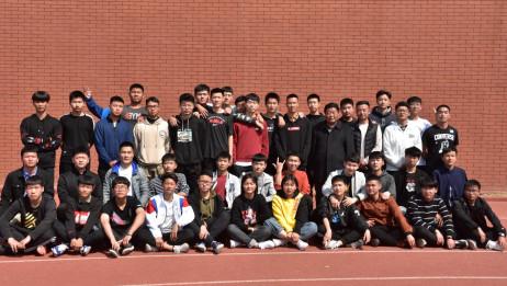 郸城一中体育队2019
