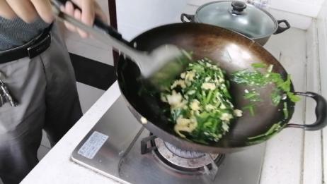 家常菜韭菜炒鸡蛋的正确做法
