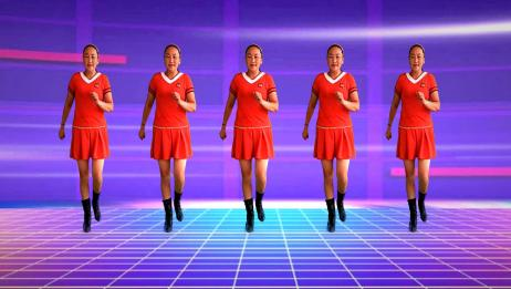 最新劲爆DJ现代舞《帯你潇洒带你嗨》动感节奏,跳完全身轻松