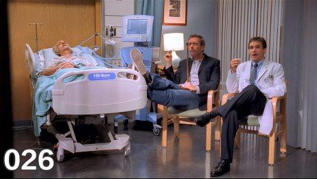 无限接近诺贝尔的名医,没有治好自己,却被怪医豪斯救好了