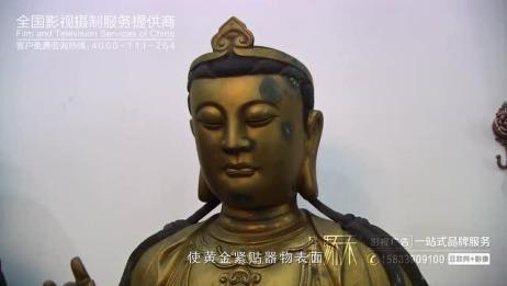 石家庄专题片拍摄制作公司·文化中国专题片(佛与美的完美结合)