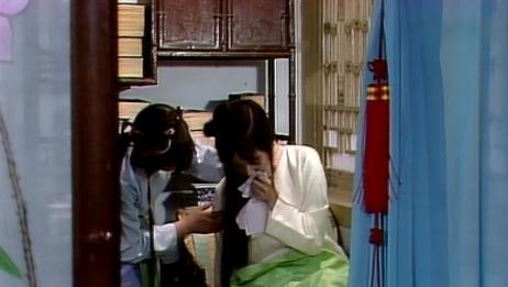 红楼梦:黛玉自小体弱多病,这次竟咳出血来,让人害怕