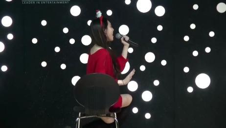 【TWICE中字收藏】林娜琏Tell me (Santa Tell Me cover be