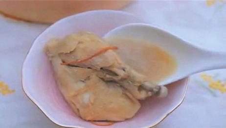 猪肚鸡暖锅这样吃才香,拿开锅盖的那一刻,看饿了!