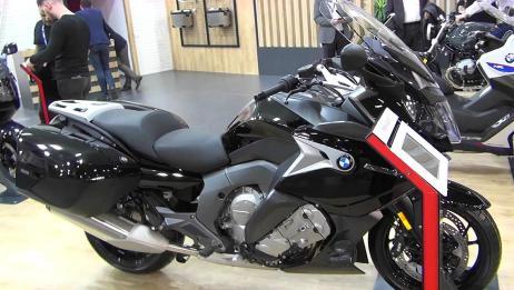 六缸摩托车,2020款宝马K1600GT,和本田金翼比比如何?