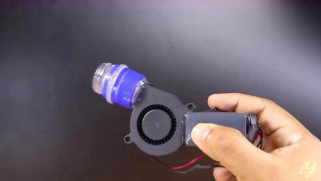 教你如何制作吹泡泡机,女朋友肯定会很喜欢