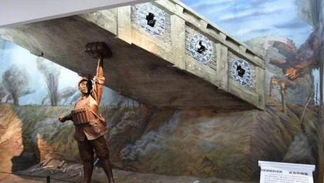 董存瑞炸碉堡:不惜献身的精神成为一代代人民战士的榜样