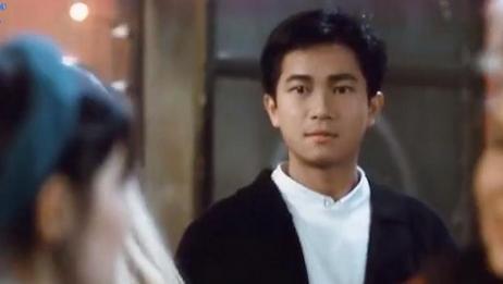 1987陈百强视频曝光,怎能让28岁何超琼不心动?人间尤物不过如此