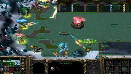 【魔兽争霸地图推荐】优质RPG地图 输出全靠技能《雪域大陆》(BPB磷夜)