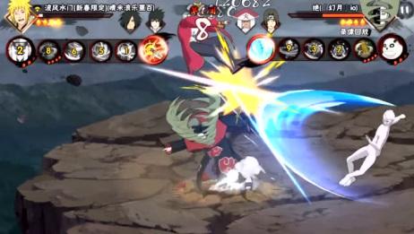 火影忍者手游:绝的强度还是挺高的,为何玩的人这么少?