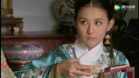 《甄嬛传》宁嫔知道有毒,却心甘情愿喝下一碗汤