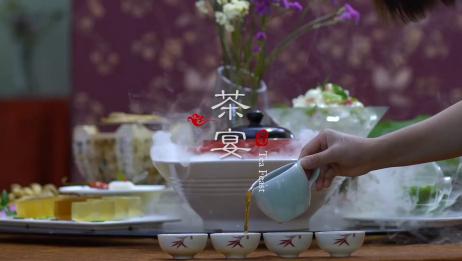 川味茶宴:大山深处云动如海青山雾绕间让人有腾云驾雾般的神往