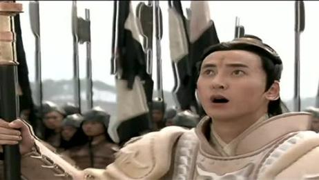 紫霄娘娘卖弄实力,被杨戬神目一照,不幸败落!