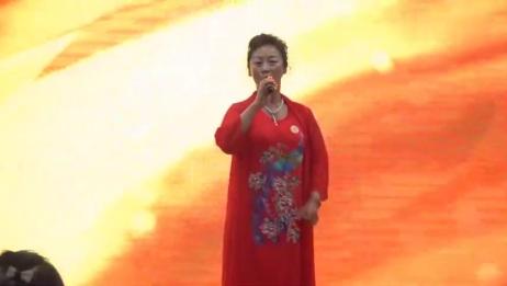 190605期晋中:孙红美《人说山西好风光》,旋律动听