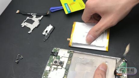 华为荣耀畅玩6X换电池教程 拆机教程更换电池