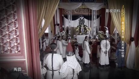 皇太极真是太大胆,努尔哈赤刚死,他竟逼迫阿巴亥殉葬