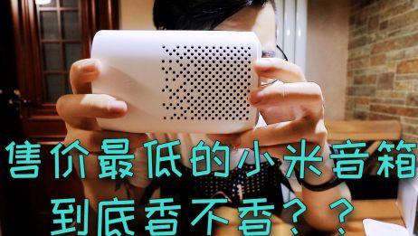 Vlog 96 小米小爱智能音箱play开箱简评