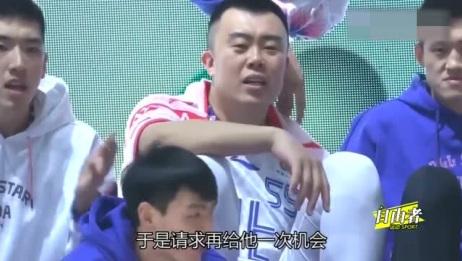 韩国和日本人说CBA扣篮水平太次?放出这个片段以后,他们不说话了
