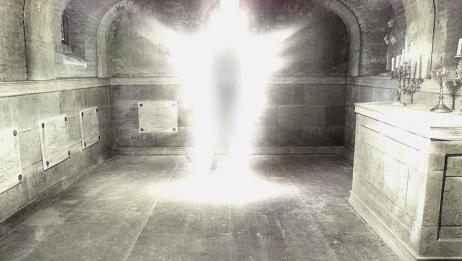 教堂里出现了天使,驱魔人拿他没有办法,关键时刻还得靠老师傅
