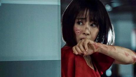 无处不在的监视,让女职工崩溃,最后反杀监控者,韩国犯罪片